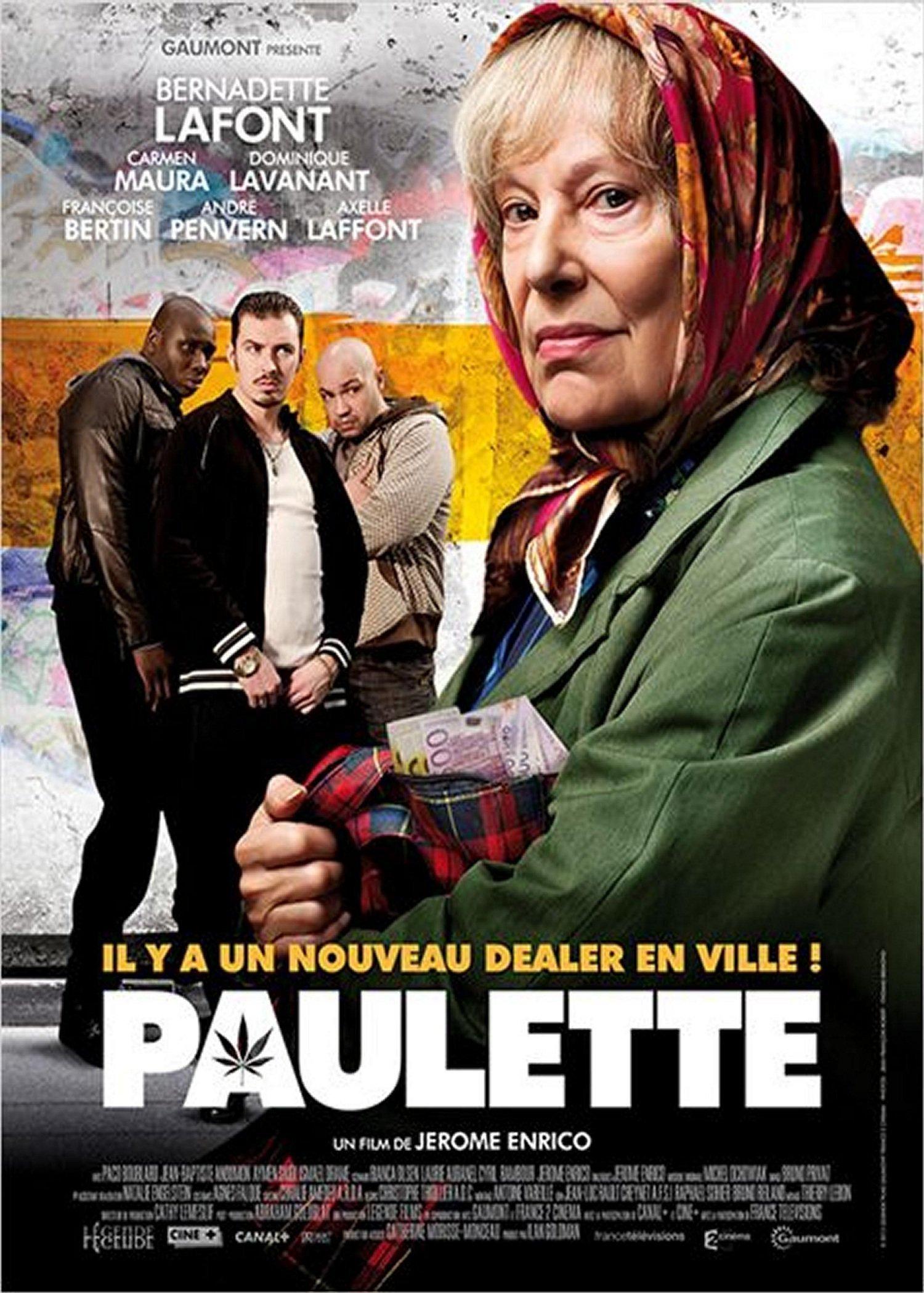 El postre de la alegría (Paulette)
