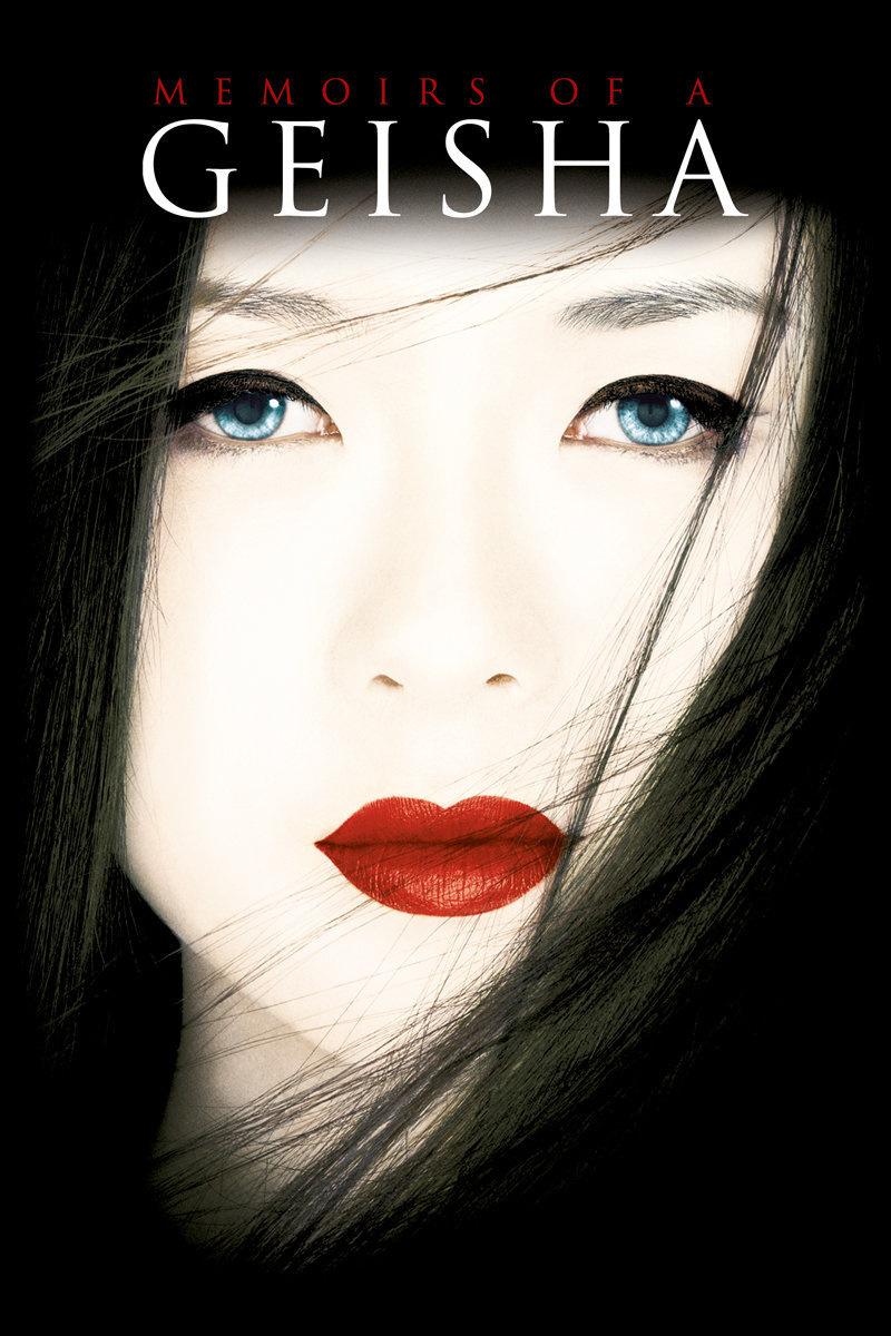 Memoirs of a geisha tv