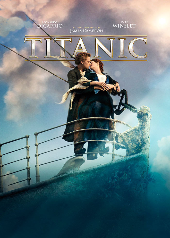 Watch Titanic 2012 Re-Release in   Rakuten Wuaki