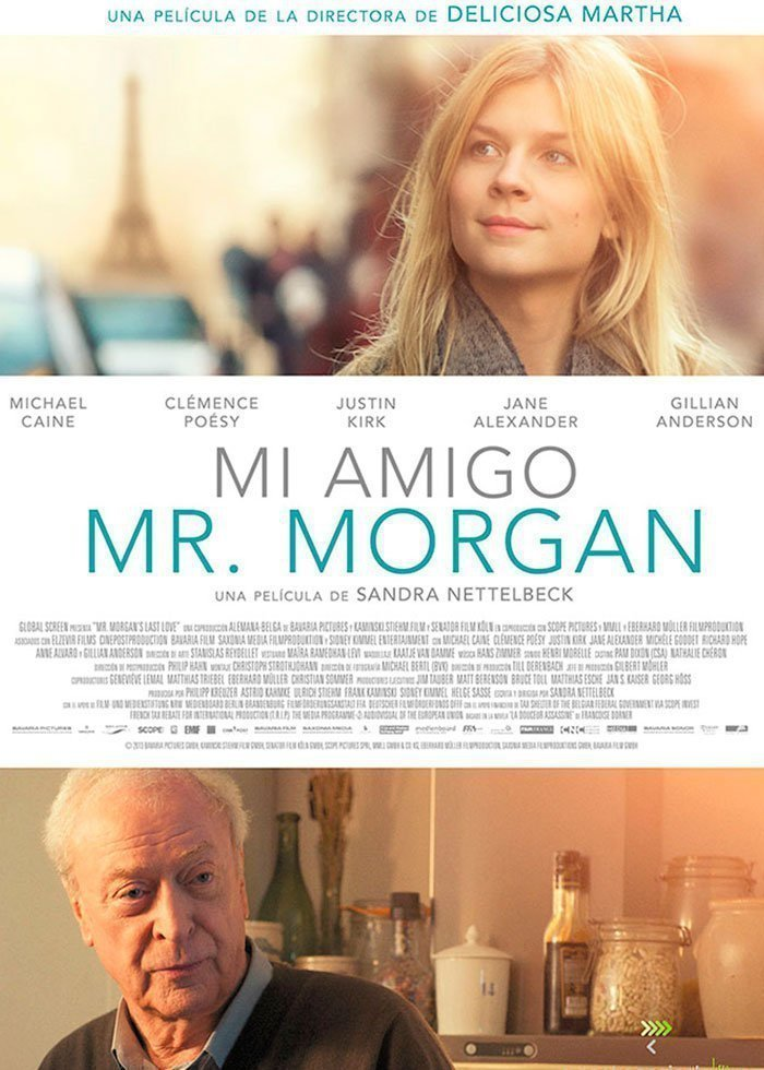Mi amigo Mr.Morgan