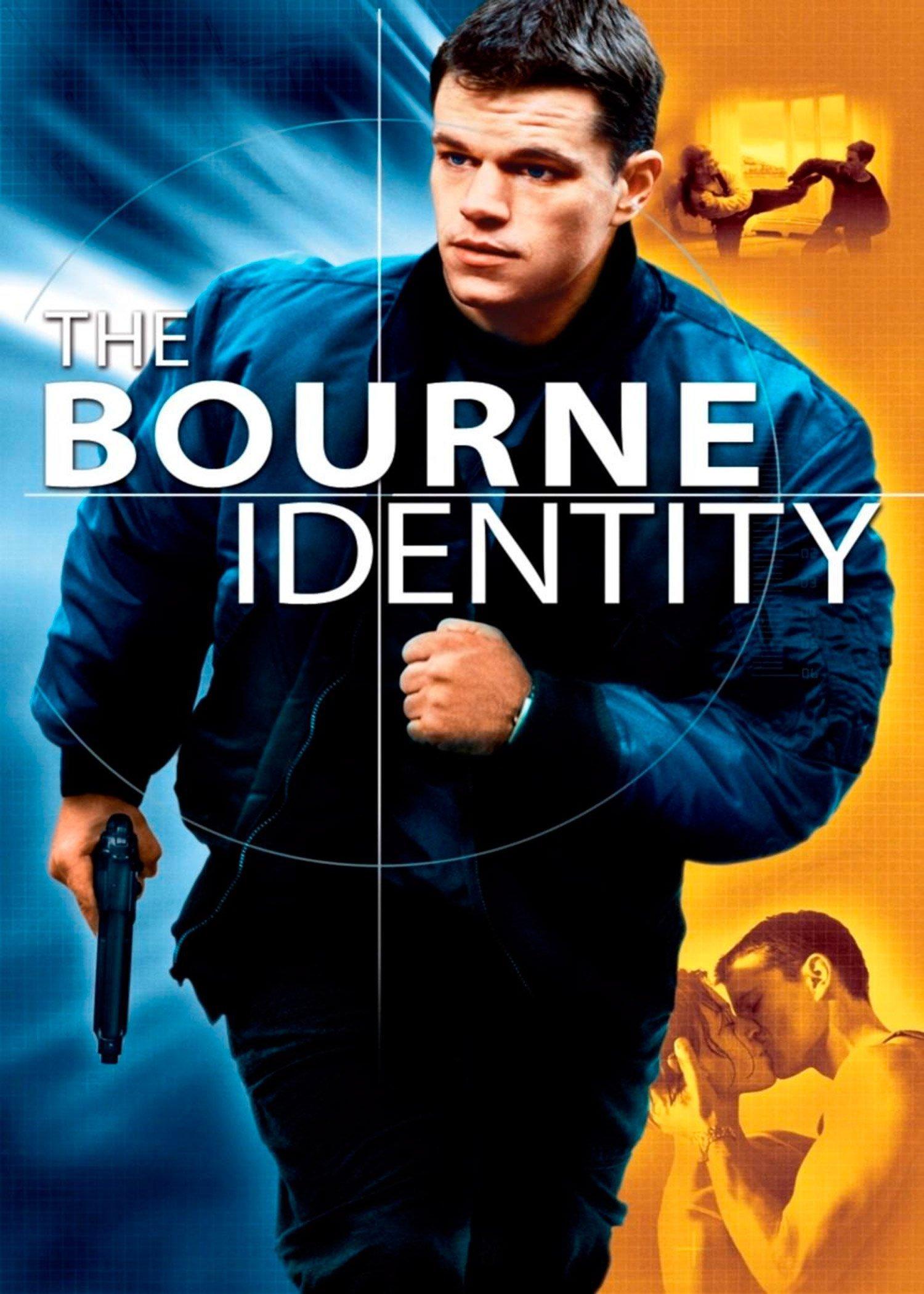 Risultati immagini per The Bourne Identity