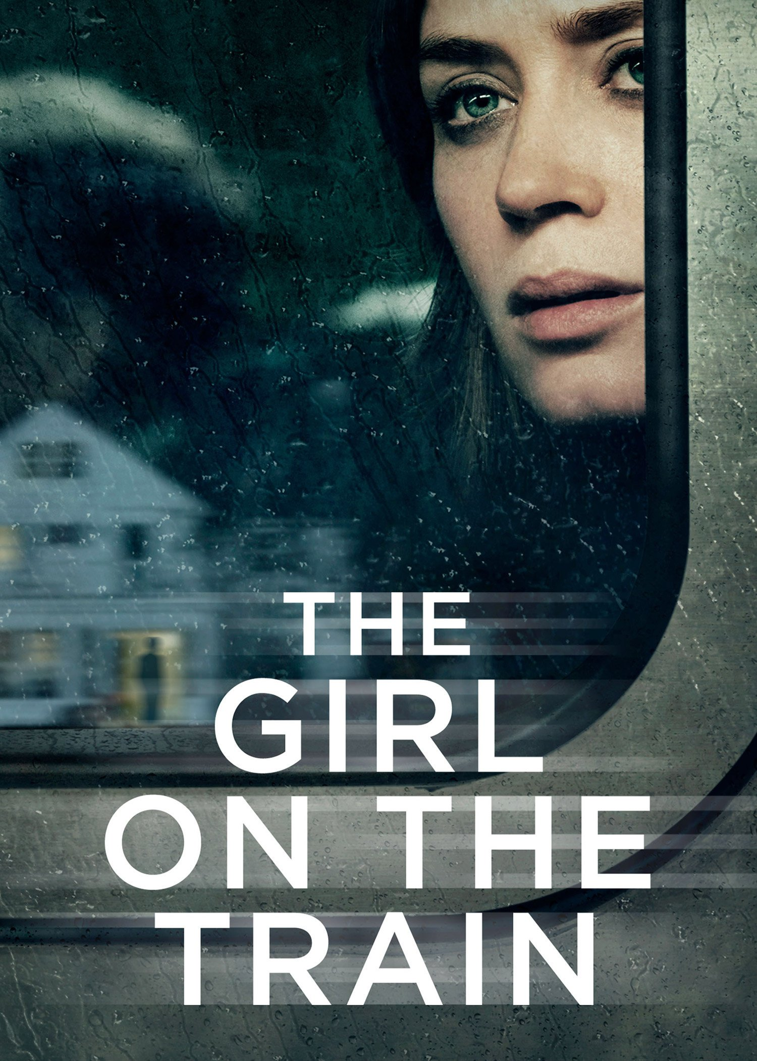 Girl on pdf train the the