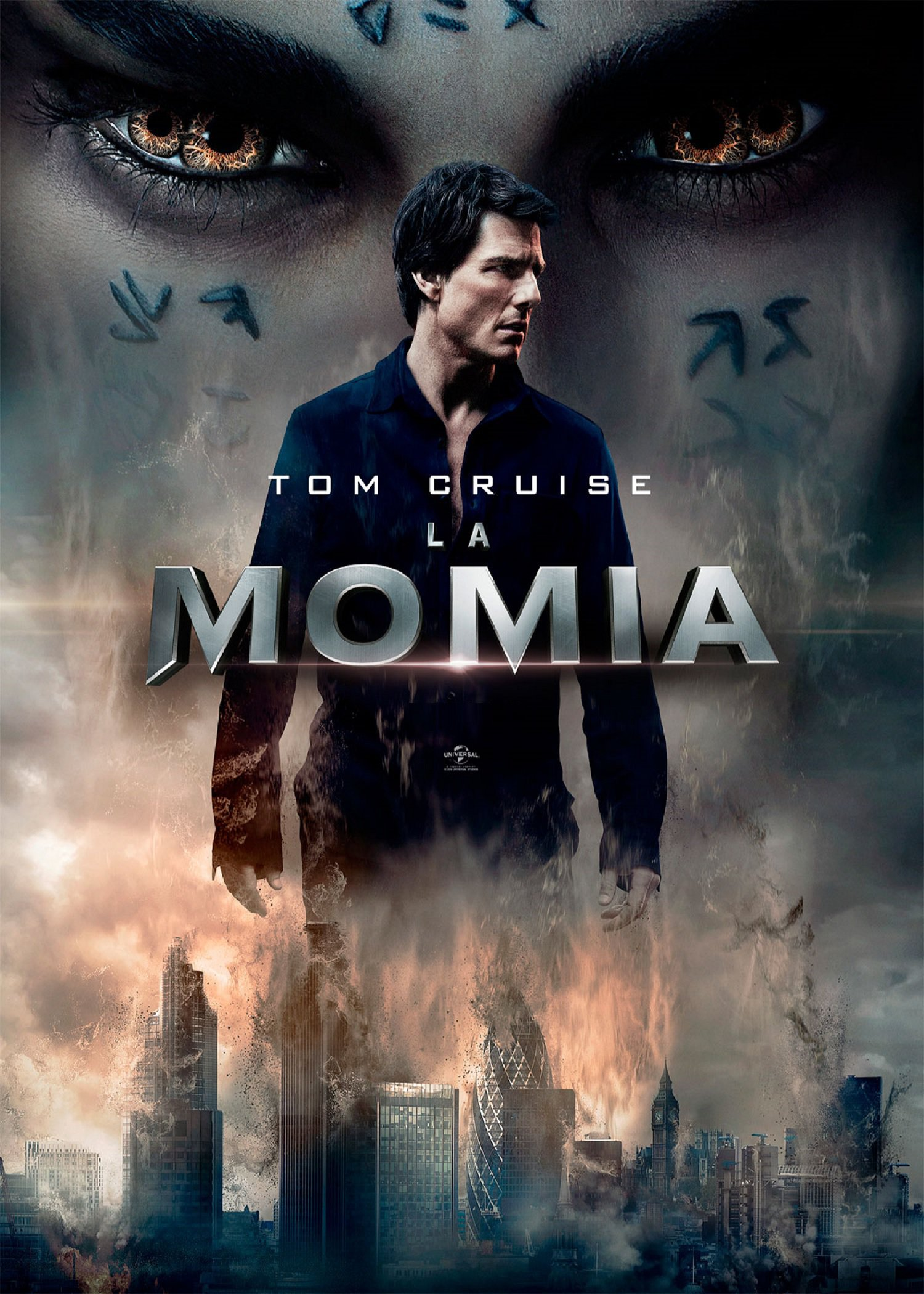 La momia (2017)