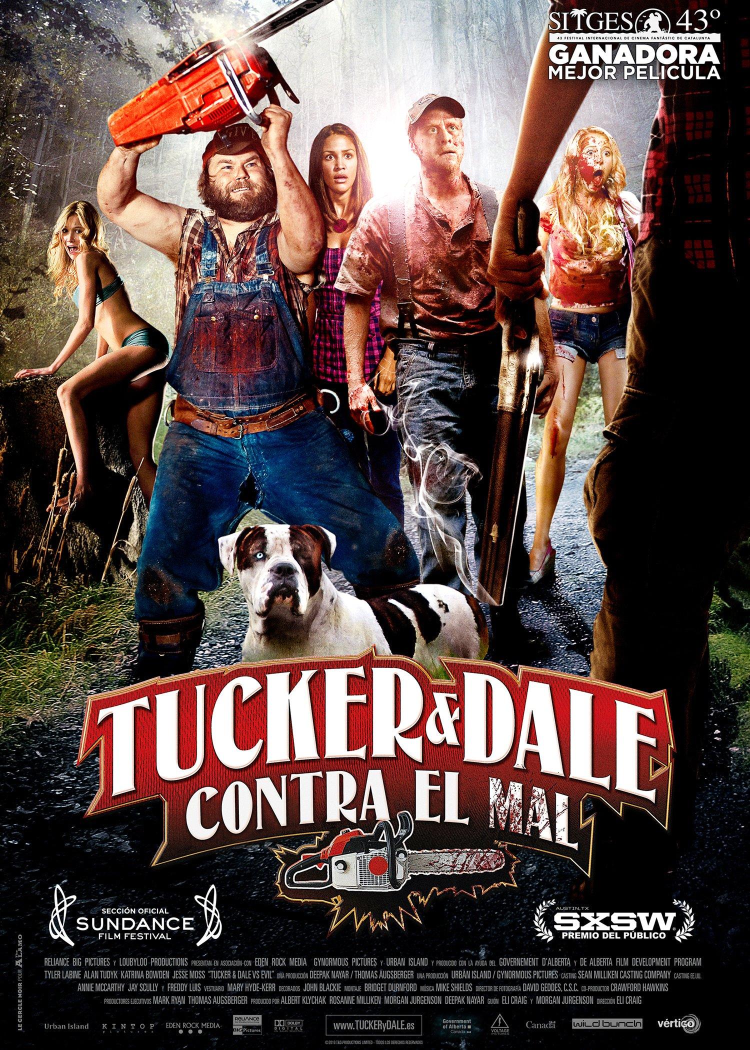 Tucker&Dale contra el Mal