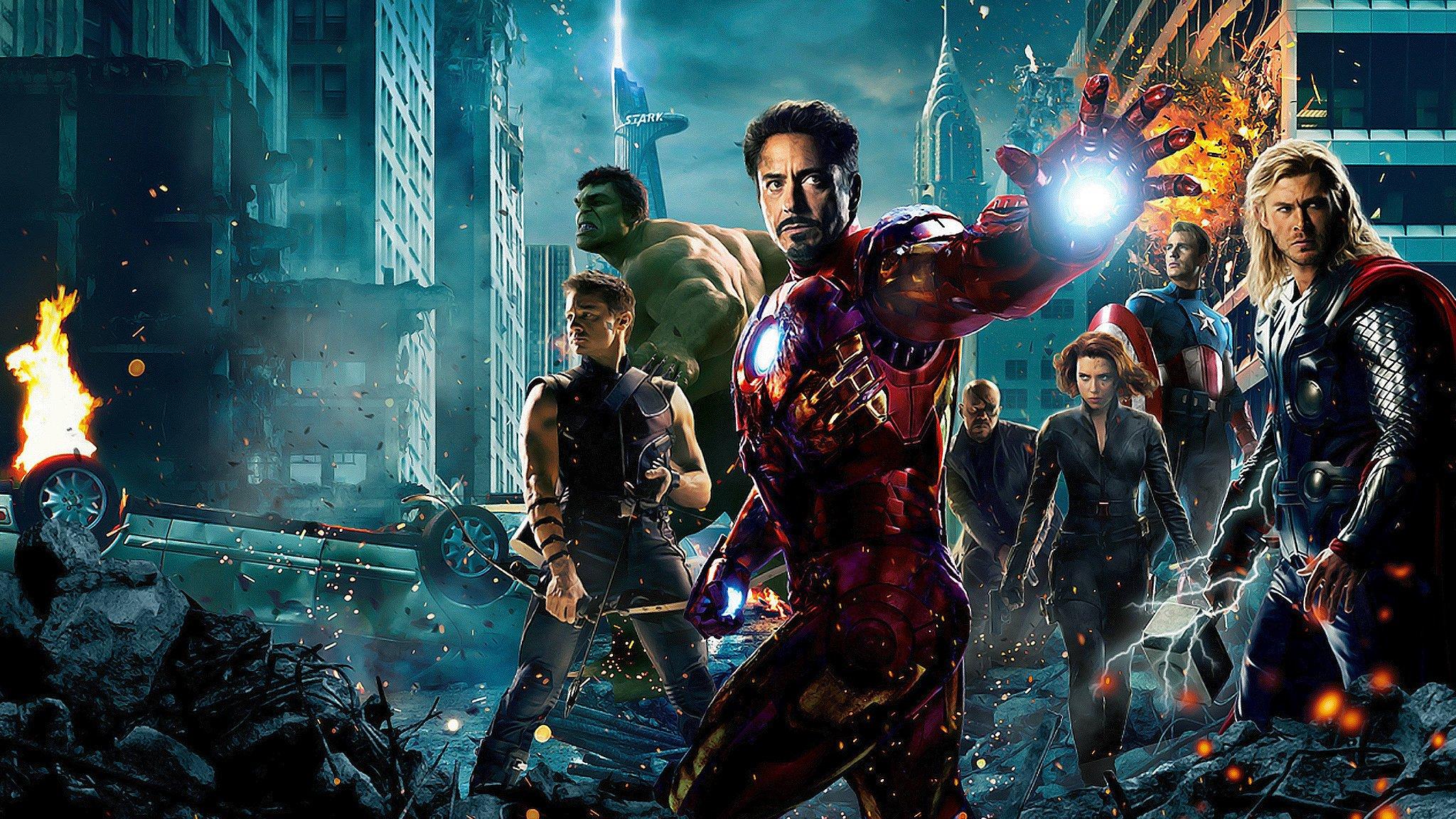 Marvel Los Vengadores Rakuten Tv